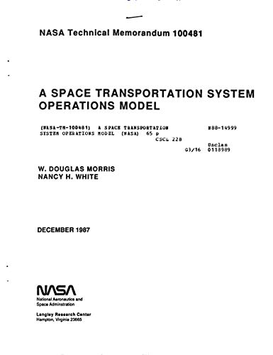 A space transportation system operations model (English Edition) -