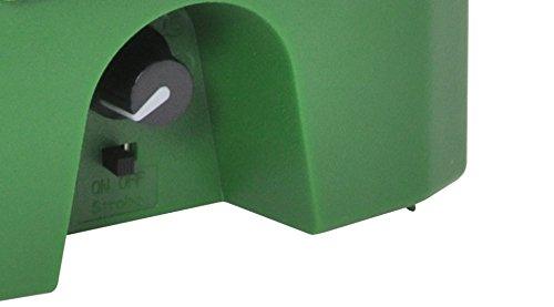 Ultraschall Vertreiber mit Bewegungsmelder & BLITZ – Marderabwehr, Katzenabwehr und Waschbärenabwehr -Gerät - 3