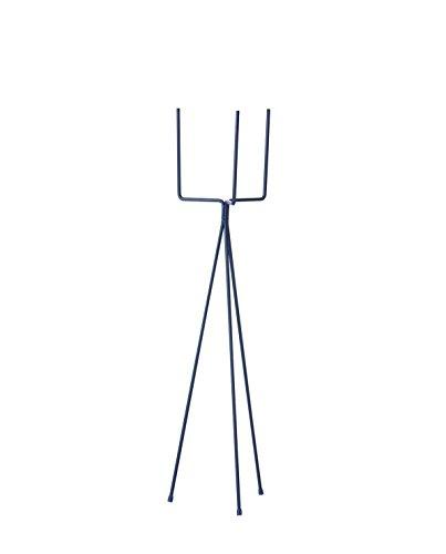 Plant Stand - Blue - High (fits Hexagon Pot XL) [W] - 4155 Serie