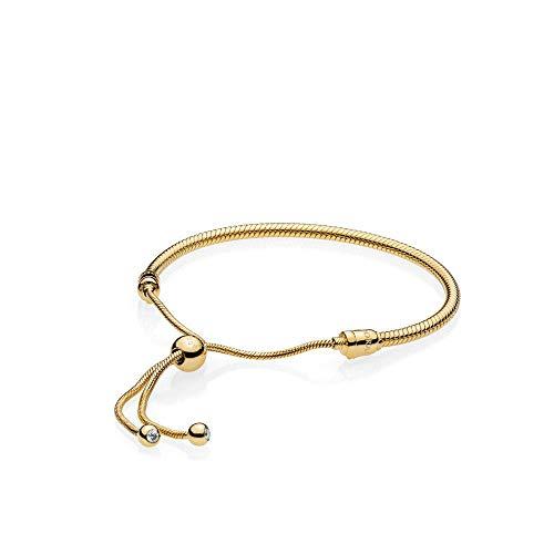 Pandora Damen-Charm-Armbänder 925 Sterlingsilber 567110CZ-2