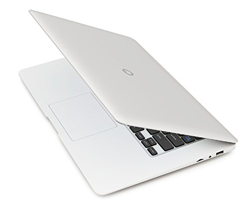 Odys Trendbook 14 358 cm 141 Zoll Notebook Intel Atom Z3735F 2GB RAM 32GB HDD Intel Gen7 Win 10 residence wei Notebooks