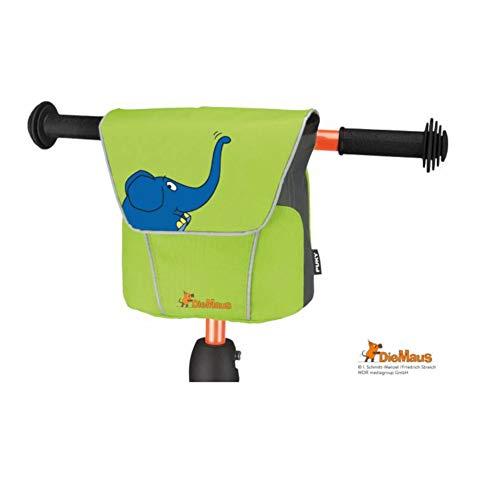 Puky LT 2 Lenkertasche für Roller und Fahrrad Die Maus grün