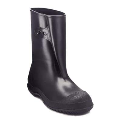 Tingley caoutchouc Workbrutes Couvre-chaussures en pvc travaux Xlarge Noir - 35121