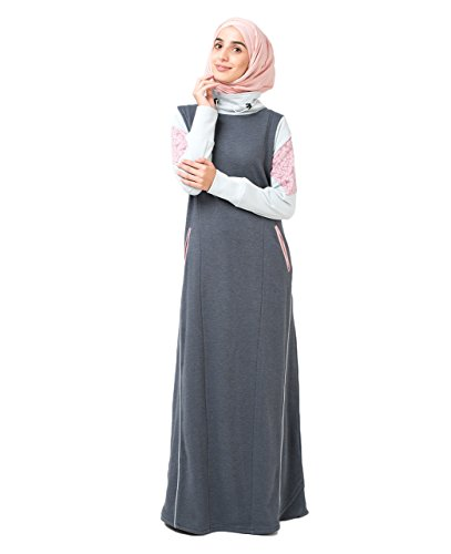 Silk Route Cotton Jersey Muslim Fashion Abaya Jilbab Burka