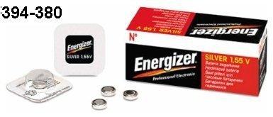 1x Energizer 394-380SR936SW SR936W 0% Quecksilber Silber-Oxid Knopfzelle Uhrenbatterie