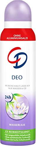 CD Desodorante Spray Agua lirio