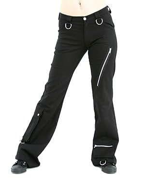 mode wichtig Punky Jeans Denim Black (Größe 40)