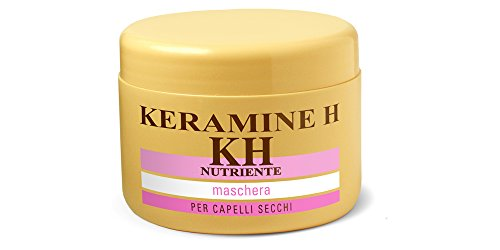 Scheda dettagliata Keramine H Maschera Nutriente - 3 Confezioni da 250 ml - Totale: 750 ml