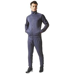 adidas Herren Tiro Trainingsanzug, Trace Blue/Collegiate Navy, 7