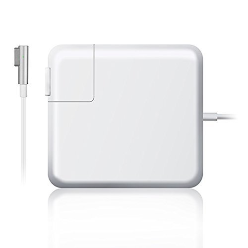 Lapkit 60W-MG1-100-240V Laptop Adapter for MacBook/MacBook Pro (White)