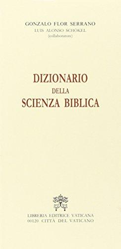 Dizionario della scienza biblica
