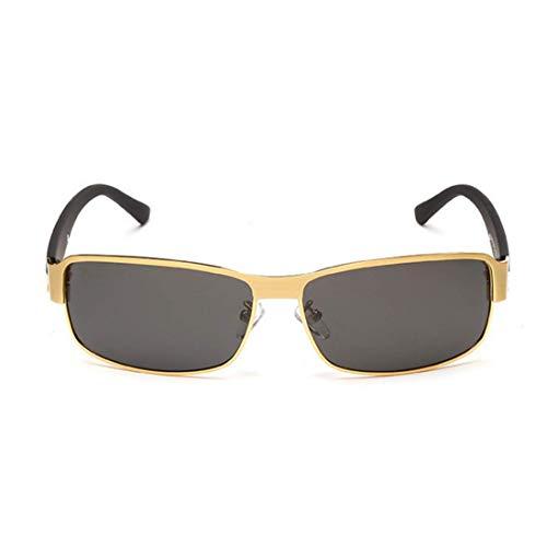 Polarisierte Sonnenbrille mit UV-Schutz Einfache klassische männer polarisierte sonnenbrille umrandeten fahren sonnenbrille metallrahmen uv-schutz sport sonnenbrille für baseball laufen radfahren ange