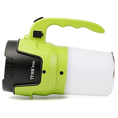 LNN Tragbare Scheinwerfer für Outdoor - multifunktions - Camping - Beleuchtung Led - Scheinwerfer blenden die Taschenlampe Farb-multifunktions-navigations-display