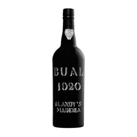 Blandy's - Blandys Bual Vintage 1920