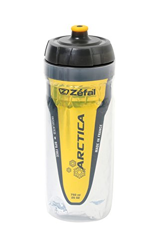 Zefal - Bidon Zefal 550cc isoterm.2,5 horas Artica55 amar