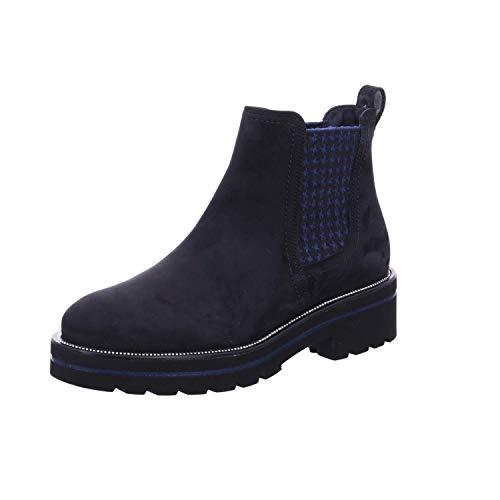 Paul Green Damen Boots Größe 42 EU Blau (blau) -