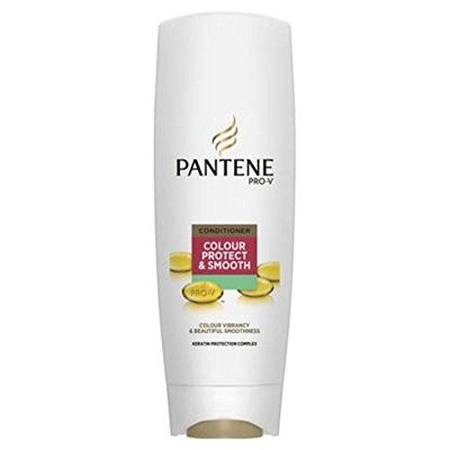 Pantene Pro-V Color Protect & Lisse 360Ml Conditionneur - Lot De 2