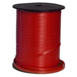 Super Red Curling Ribbon by EFS