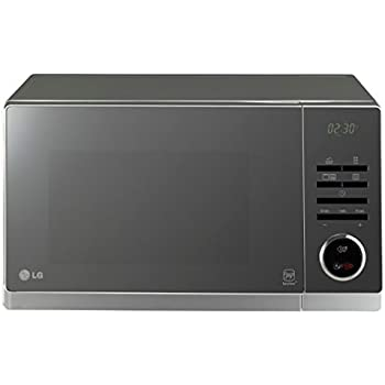 LG MH6342BPS Forno a Microonde: Amazon.it: Casa e cucina