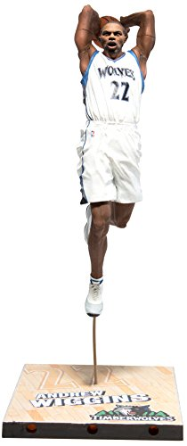 Image of McFARLANE NBA SERIES 26 ANDREW WIGGINS ACTION FIGURE