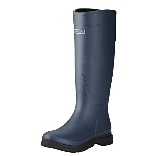 <span class='b_prefix'></span> Ariat Radcot ladies Wellington Boots - Navy Blue