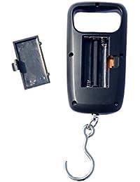 Escala de gancho de pesca WH-A17L 50 kg de doble precisión Digital escala electrónica