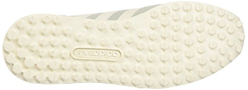 adidas La Trainer, Baskets Basses Femme Vert (Vapour Green/Off White/Ftwr White)