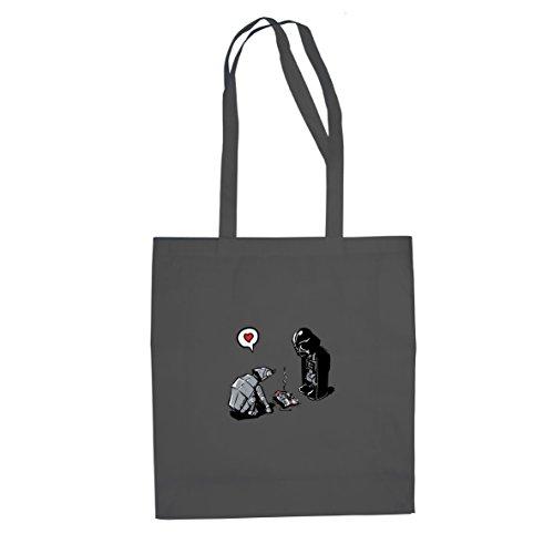 SW: Vader Haustier - Stofftasche / Beutel, Farbe: (Von Der Kostüm Sohn Maske)