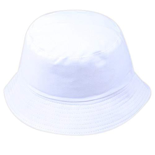 Zottom Frauen Männer Unisex Fischer Hut Fashion Wild Sun Protection Cap Outdoors -