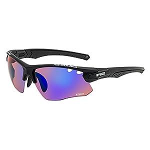 R&R Multi-Sportbrille Crown | Sonnenbrille | Radbrille | Skibrille mit Wechselgläser oder selbsttönend