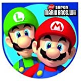 """""""Super Mario Brothers Notebooks Party Bag Fillers, pack of 4 [Toy]"""""""