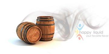 HappyLiquid E-Liquid Rum, 10ml