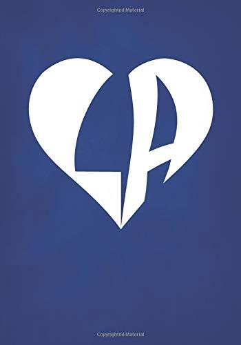 I Love LA Notebook por Penelope Pewter