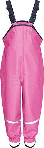 Playshoes Regenlatzhose Textilfutter 405514 Unisex - Kinder Hosen/ Lang, Gr. 98, Rosa (pink 18)