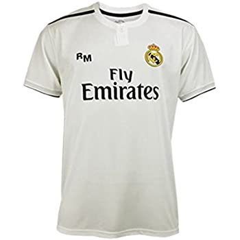 Real Madrid Camiseta 1ª EQ 2018-2019 Adulto C. Ronaldo T-S