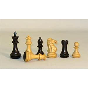 Checkmate 1006B4DQ Black Exclusive - Chessmen Wood Exclusive