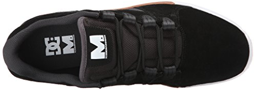 DC Shoes Men's Maddo Sneakers Low Top Shoes Black/gum