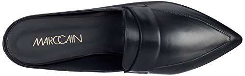 Marc Cain Damen JB SK.08 L30 Slipper Schwarz (Black)