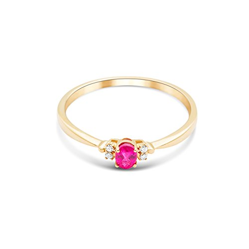 Miore - Bague Solitaire