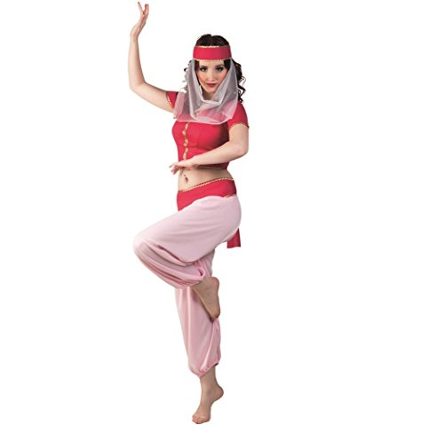 Preisvergleich Produktbild Arabische Prinzessin Sheba Haremsdame Bauchtänzerin Kostüm