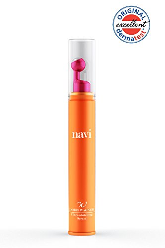 Navi Ultra-Whitening Vitamin C Serum, 1 x 15 ml, gegen Altersflecken Whitening Creme