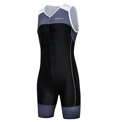 Wulibike Triathlon Triathlon / Vêtements sans manches Monocycle pour femmes Triathlon