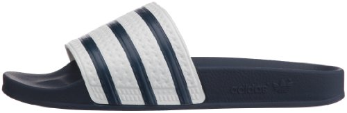 adidas Adilette, Unisex-Erwachsene Slipper, Blau (Adiblue/White/Adiblue), 50 EU -