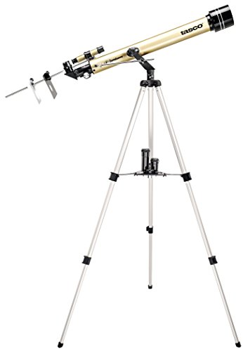TASCO LUMINOVA REFRACTOR - TELESCOPIO  PERLA  60X800MM