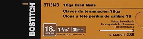 Stanley-Bostitch 1-3/16in Stick Brad Nagel -