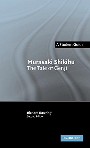 Murasaki Shikibu: The Tale of Genji 2nd Edition Hardback (Landmarks of World Literature (New))