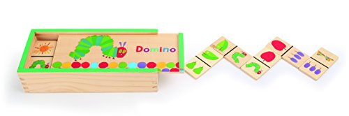 Small Foot Design - 10429 - Domino - Coffret en Bois