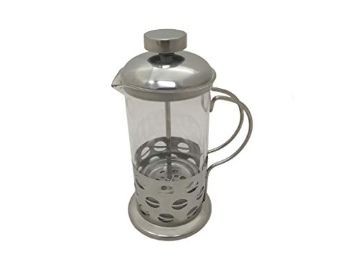350ml Edelstahl Kaffeezubereiter Kaffeebereiter Teebereiter Kaffee Maker French Press Kaffeekanne