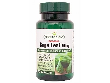 sage-leaf-equivalent-500mg-90-tablets-may-help-menopause-sweats-hot-flushes