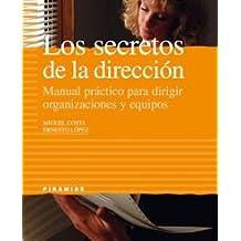 Secretos De La Direccion, Los (Economia Y Empresa)